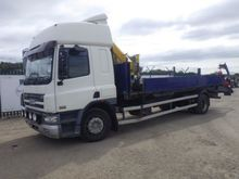 DAF CF65.220 Beavertail Lorry,