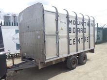 Ifor Williams 12ft DP120 Cattle