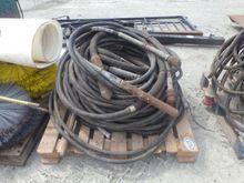Pallet Of Hydraulic Hose & Mole
