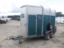 Ifor Williams HB505 Horse Box s