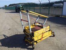 Ugo Razor Deck 2m 150kg Work Pl