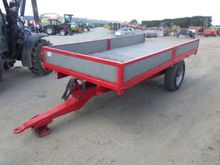 Used Single Axle Tip