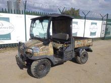 Kubota RTV900 Diesel 4wd UTV