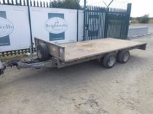 Ifor Williams LM146 Twin Axle F