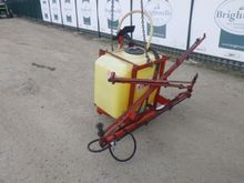 Allman Farmer Boom Sprayer