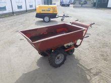 Kubota Engined Wheelbarrow Dump