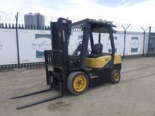 Daewoo D30S Forklift s/n D87026