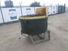 Used Pan Mixer in He
