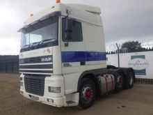 DAF XF 95.430 6x2 Midlift Tract