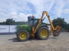 John Deere 6930 4wd Tractor - Y