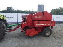Westmac Welger RP12S Round Bale