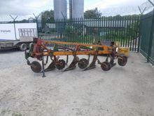 SKH 4 Furrow Auto Reset Plough