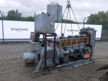 Lister 75KVA Generator