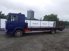 MAN 4x2 Beavertail Lorry