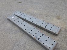 Pair of 8ft Loading Ramps