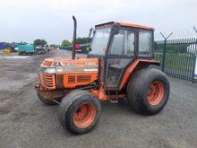 Kubota L4150 4wd Cabbed Compact
