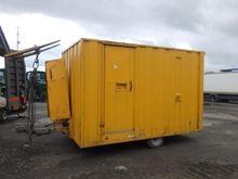 Groundhog GP360D Welfare Unit (