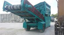 Used 2002 POWERSCREE