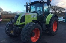 2013 CLAAS Arion 640 CIS