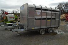 2012 Ifor Williams DP120X12FT