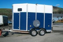 2005 Ifor Williams HB510BLUE