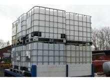 2014 Tank 1000 liters