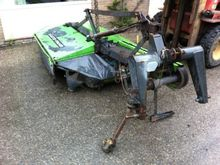 Used Deutz Fahr rear