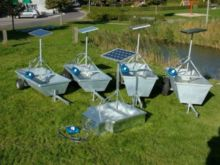 Unknown Solar water heaters fro