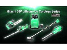 Hitachi power tools - new 36 vo