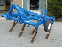 Cultivator / woel 7 tooth 2.5 m
