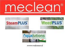 MECLEAN WeedPLUS and AQUALUTION