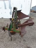 Panther 1 scissors rotary plow