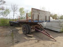 Used Trailer with do