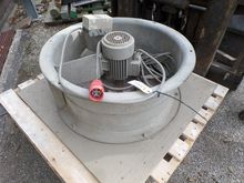Fan 1.1 kW