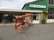 2016 Omac wastewater pump