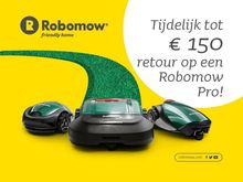 Robomow robot mower