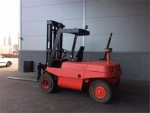 Used 1989 Linde H70D
