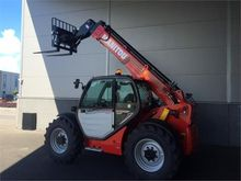Used 2016 Manitou MT