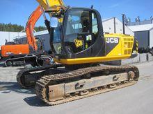 2013 JCB JS 210 LC