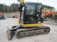 2011 Caterpillar 308 D CR