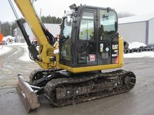 2013 Caterpillar 308E.CR