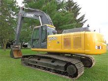 Used 2008 DEERE 350D