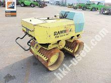 Used 2008 RAMMAX RW