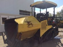 2012 Bomag BF300