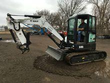2015 Bobcat E45 T4 Extendable A