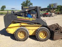 2002 New Holland Construction L