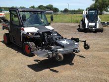 2015 Bobcat Mower - Utility Veh