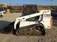 2002 Bobcat T200