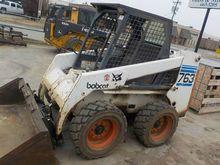 1998 Bobcat 763F