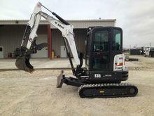 2015 Bobcat E35 T4 Long Arm